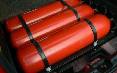 Badania zbiorników samochodowych LPG/CNG